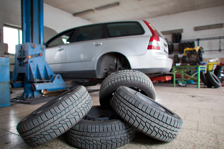 10 Things You Didn't Know About Tires